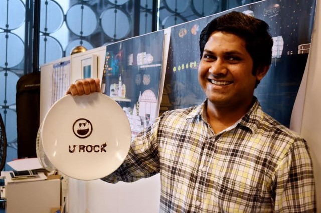 RMIT-researcher-Rohit-Khot-with-chocolate-printed-on-a-3D-food-printer-640x426