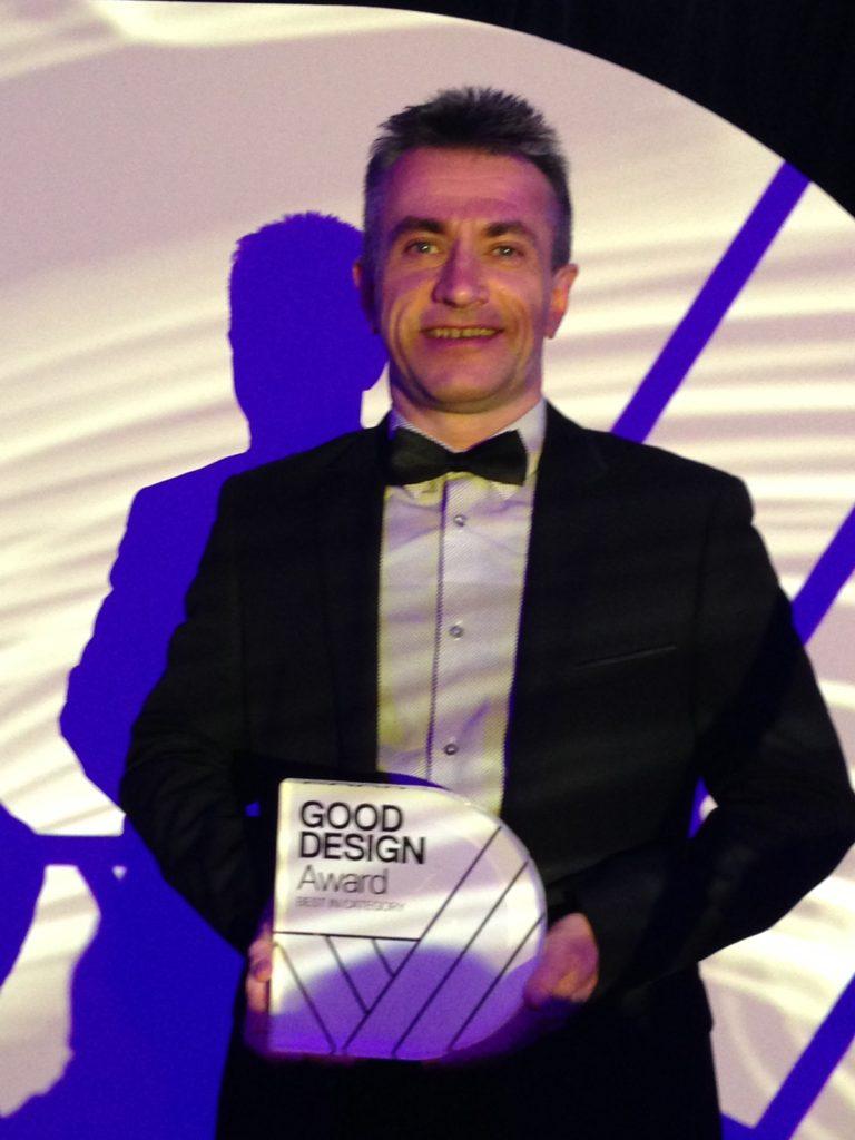 Jonathan Duckworth Good Design Awards