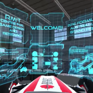 Grand Prix F1 Car VR Experience